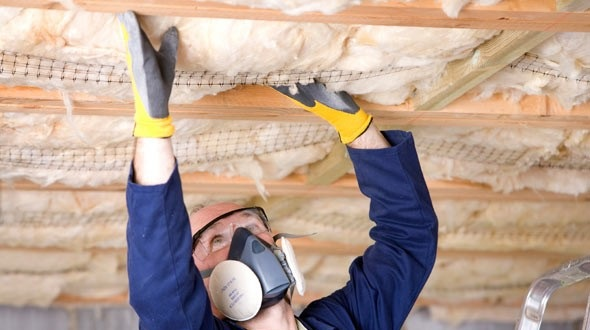 Ceiling Insulation Chesterfield