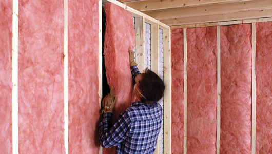 Wall Insulation Chesterfield Wall Amp Attic Insulation